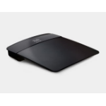 Linksys E1200 wireless router Fast Ethernet Black