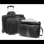 """Wenger/SwissGear 600662 notebook case 43.2 cm (17"""") Trolley case Black"""