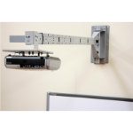 Loxit 8220 - Swing Away Boom 240cm & Projector Mount Plate (Std)