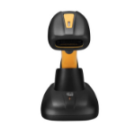 Adesso NuScan 4100B 1D CCD Black,Yellow Handheld bar code reader