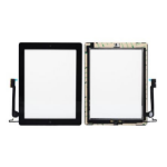 MicroSpareparts Mobile TABX-IP3-WF-INT-1B Touch panel tablet spare part