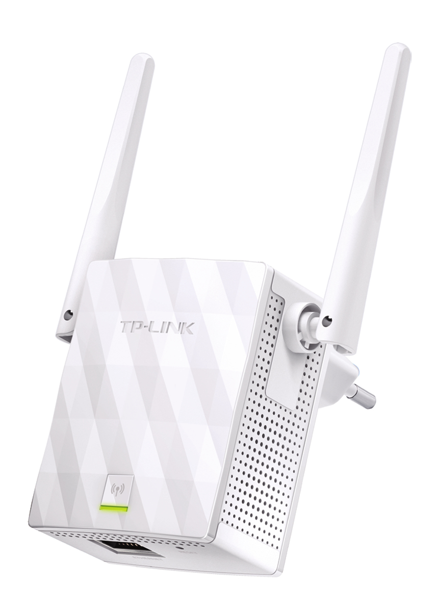 TP-LINK TL-WA855RE Network transmitter & receiver White