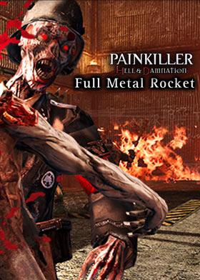Nexway Painkiller Hell & Damnation - Full Metal Rocket (DLC 4) Video game downloadable content (DLC) PC Español