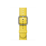 Apple 38mm Spring Yellow Classic Buckle