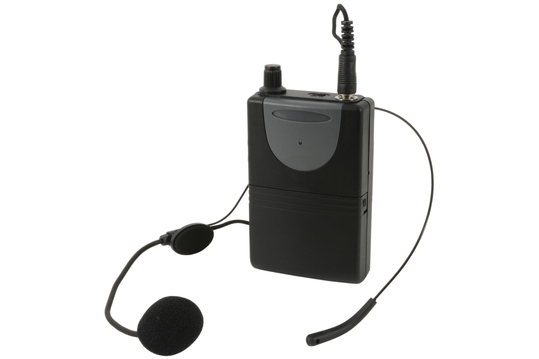Qtx 178.891UK microphone Stage/performance microphone Black