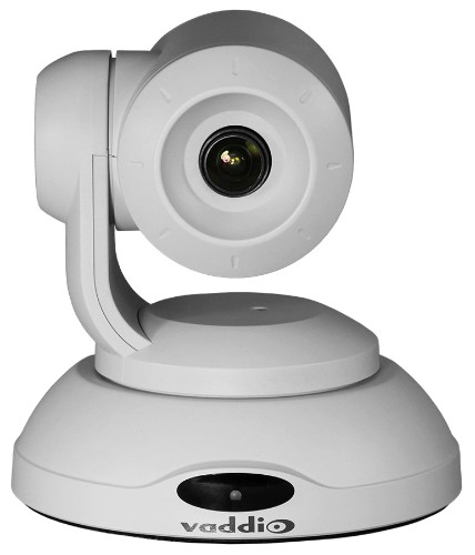 """Vaddio 999-20000-000W White 2.38MP 1920 x 1080pixels 60fps Exmor CMOS 1/2.8"""" video conferencing camera"""