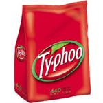 TYPHOO CUP TEA BAGS PK440 A07006