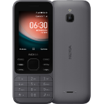 "Nokia 6300 4G 6.1 cm (2.4"") 104.7 g Charcoal Feature phone"