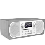 Pure Evoke C-D6 Digital 20W Grey, White CD radio