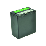 2-Power Camcorder Battery 14.4v 5200mAh