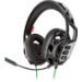 Plantronics RIG 300 HX Auriculares Diadema Negro