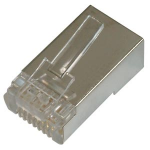 FDL SHIELDED CAT.5e CONNECTOR FOR STRANDED STP CABLE