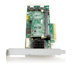 Hewlett Packard Enterprise SmartArray P410 RAID controller PCI Express x8 2.0