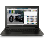 "HP ZBook 15 G4 Mobile workstation 39.6 cm (15.6"") 1920 x 1080 pixels 7th gen Intel® Core™ i7 16 GB DDR4-SDRAM 256 GB SSD NVIDIA® Quadro® M1200 Wi-Fi 5 (802.11ac) Windows 10 Pro Black"
