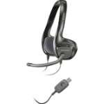 Plantronics Audio 622 Binaural Head-band Black headset