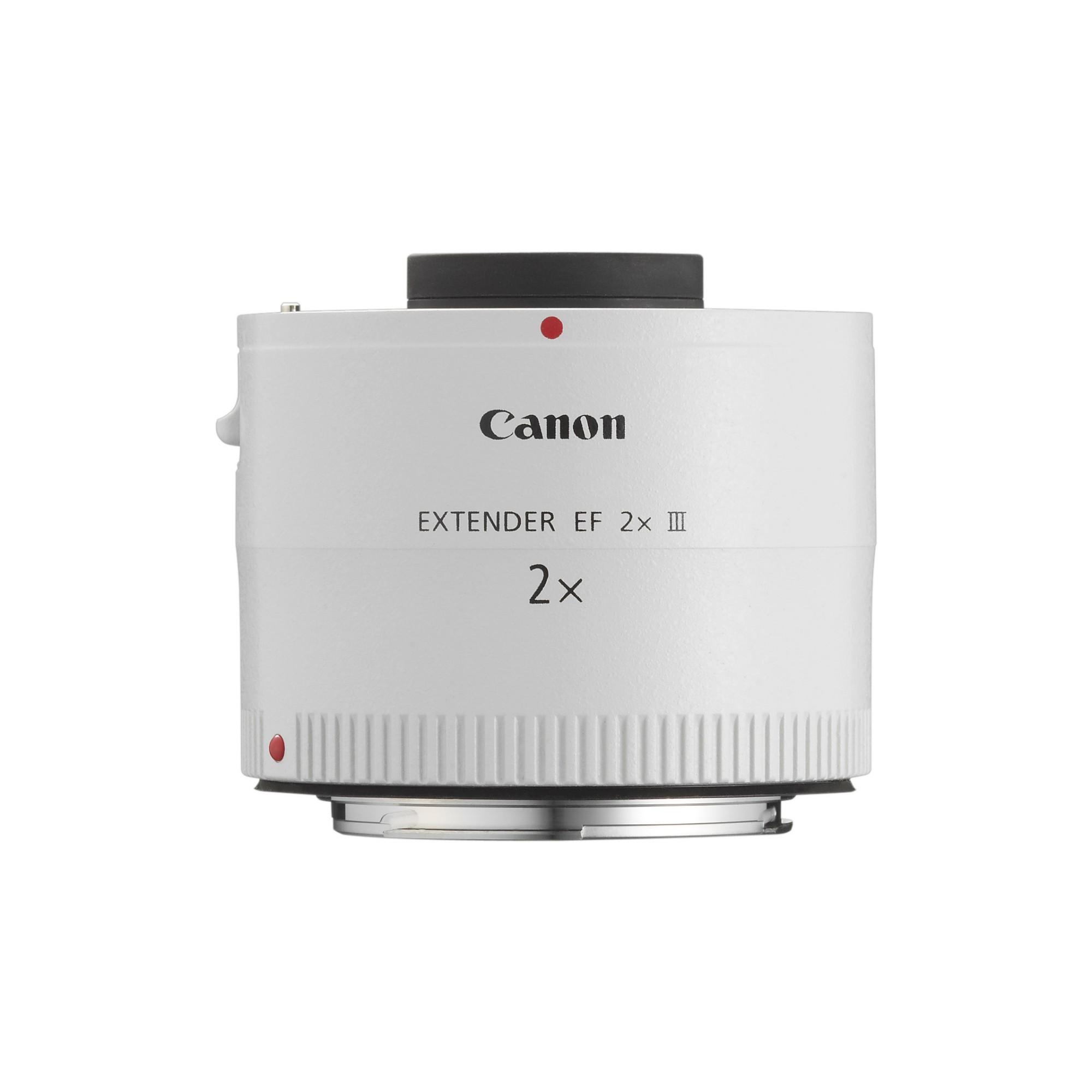 Canon EF 2x III SLR Extender White