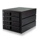 "ICY BOX IB-564SSK HDD enclosure 3.5"" Black"