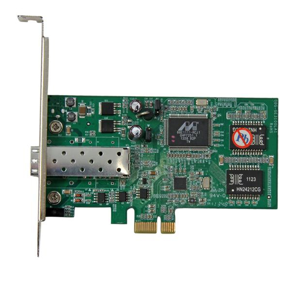 how to using qlogic fiber channel card to connect pc