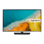 "Samsung UE22K5000AK 22"" Full HD Black LED TV"