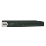 Tripp Lite 16-Port 1U Rack-Mount USB/PS2 KVM Switch with On-Screen Display