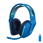 Logitech G G733 Wireless Headset Kopfhörer Kopfband Blau