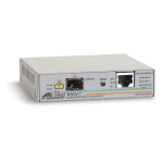 Allied Telesis AT-GS2002/SP 1000Mbit/s network media converter
