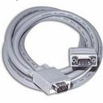 C2G 5m Monitor HD15 M/M cable VGA cable VGA (D-Sub) Grey