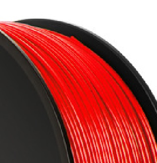 Abs Filament 1.75mm 1kg Red