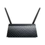 ASUS RT-AC51U wireless router Dual-band (2.4 GHz / 5 GHz) Fast Ethernet Black