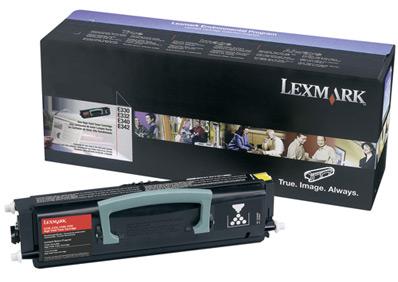 Lexmark 34040HW Toner black, 6K pages