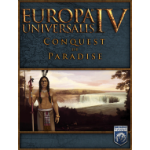 Paradox Interactive Europa Universalis IV: Conquest of Paradise, PC/Mac/Linux Linux/Mac/PC English video game