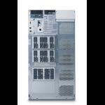 APC Symmetra LX rackmount 8-16kVA 1+3-Faseblack 19U 8 kVA 5600 W
