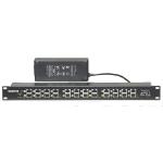 VisionTek 600012 PoE adapter Gigabit Ethernet 48 V