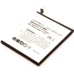 MicroBattery MBXMISC0165 Battery Black,White
