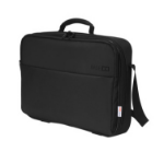 "Dicota BASE XX notebook case 43.9 cm (17.3"") Messenger case Black"