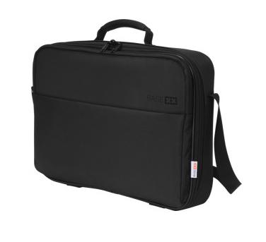 "Dicota BASE XX notebook case 43.9 cm (17.3"") Messenger case Black"