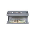 Royal Sovereign RCD-1500 counterfeit bill detector Silver