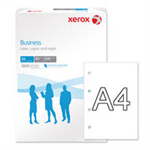 Xerox Business 80 A4 DIN 4 HOLE, White paper White printing paper