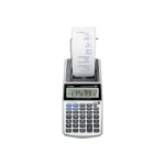 Canon P 1-DTSC + AD-11 Pocket Printing Silver calculator