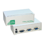 MCL Splitter multi-ecrans haute resolution VGA 4x VGA