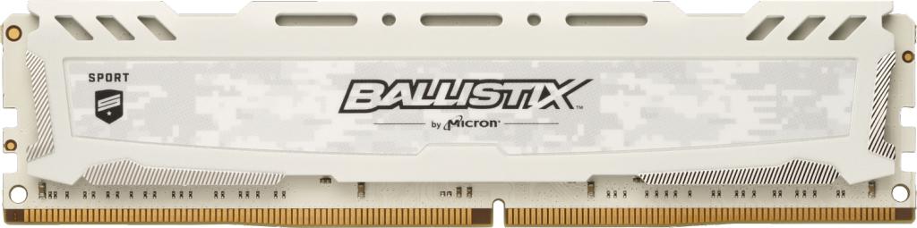 Crucial Ballistix Sport LT memory module 8 GB DDR4 3000 MHz