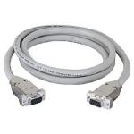"Black Box EDN12H-0010-FF serial cable Beige 118.1"" (3 m) DB9"