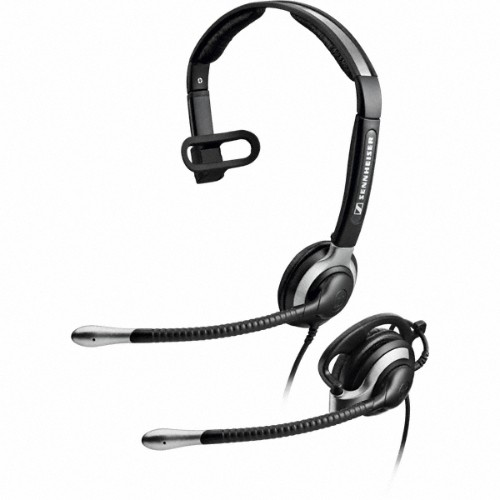 Sennheiser CC 530 headset Ear-hook,Head-band Monaural Black,Grey
