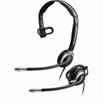 Sennheiser CC 530 Monaural Ear-hook,Head-band Black,Grey