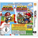Nintendo Mario & Donkey Kong: Minis on the Move & The Minis March Again, 3DS Basic Nintendo 3DS German video game