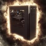 Custom Built Sandstorm Custom Gaming PC - Pentium, 4GB, 120GB SSD + 1TB, GTX1050, Win10