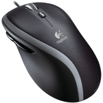 Logitech M500 mouse Right-hand USB Type-A Laser 1000 DPI