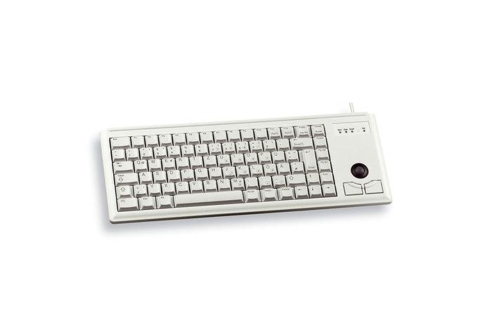 CHERRY G84-4400 PS/2 QWERTY UK English Grey