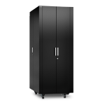 APC NetShelter CX Freestanding 38U Black rack
