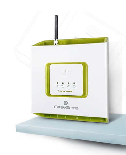 2N Telecommunications EasyGate Pro Cellular network gateway